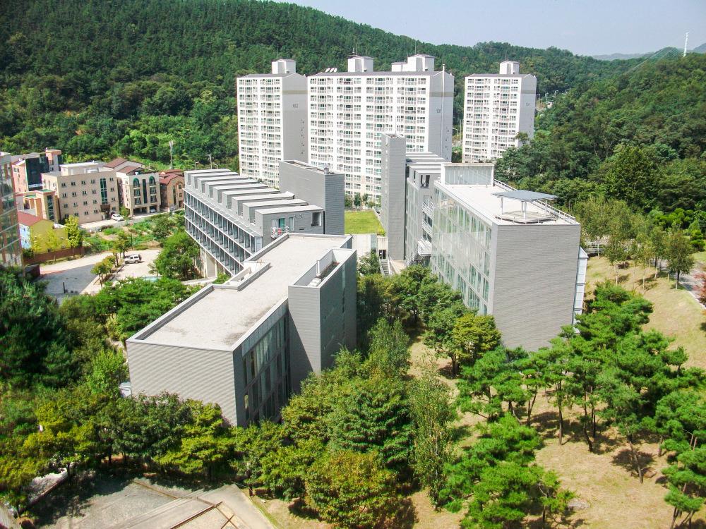 Ký túc xá trường Đại học Daejeon