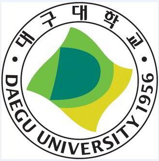 Logo trường Đại học Daegu - Daegu University
