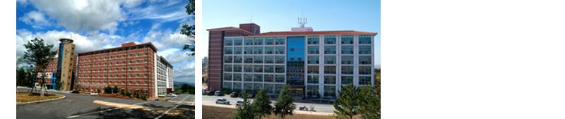 KTX quốc tế 1 trường Đại học Daegu