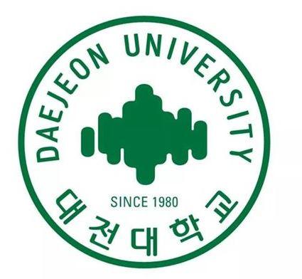 Logo trường Đại học Daejeon - Daejeon University