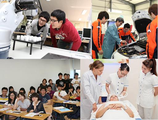 Du học nghề ở Hàn Quốc