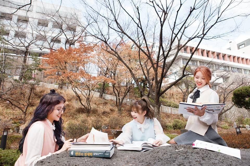 ĐẠI HỌC NỮ DONGDUK – TOP 6 ĐẠI HỌC NỮ TỐT NHẤT SEOUL