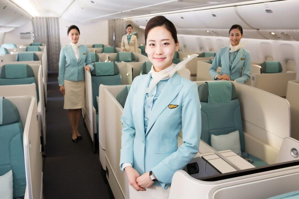 Ngành Hàng Không - lựa chọn số 1 ở Hàn Quốc