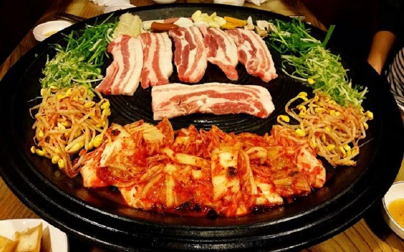 Món ăn đặc trưng của Hàn Quốc