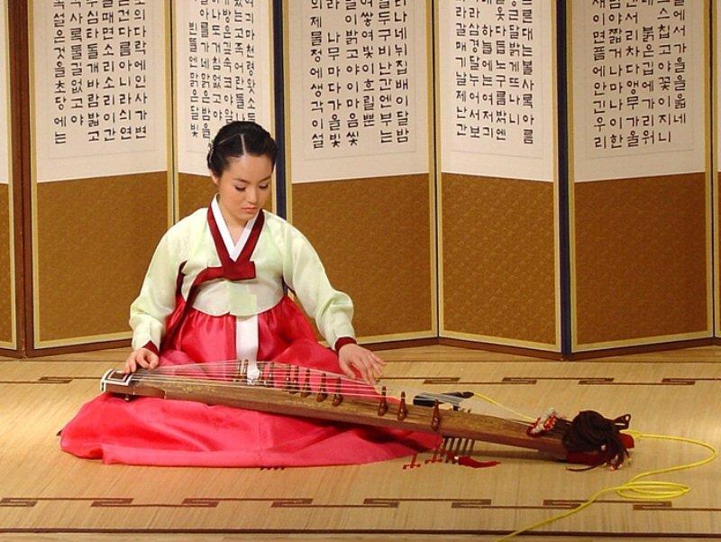 Nhạc cụ truyền thống