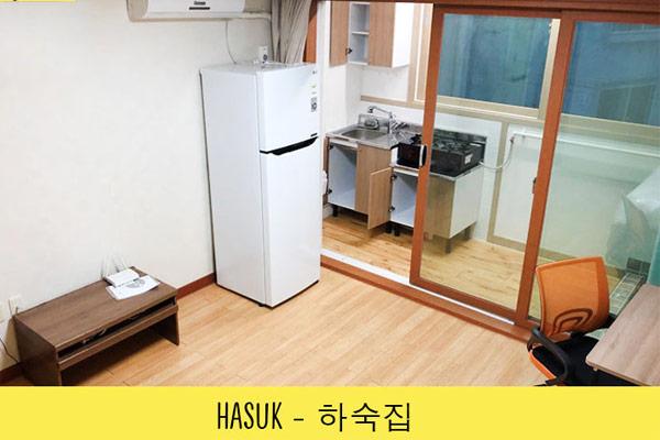 Nhà trọ hay còn gọi là Hasuk