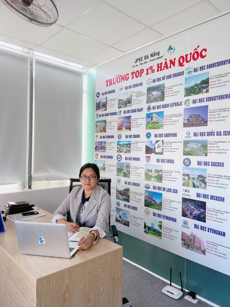 Giám đốc trung tâm JPSC Đà Nẵng