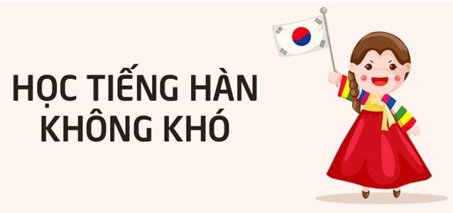 Học tiếng Hàn có khó không????